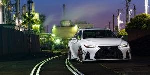 Artisan Spirits Lexus IS Black Label: trend a lelke mindennek