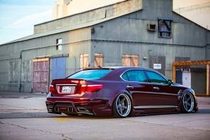Mélyen ül, magasra tör: ilyen a Lexus LS VIP
