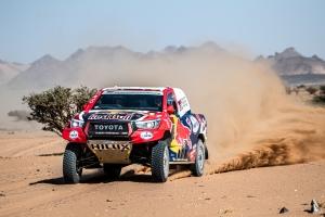 Dakar 2020: Fernando Alonso már a Top10-ben!