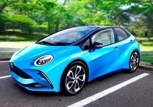 Tisztán elektromos társat kaphat a Toyota Prius