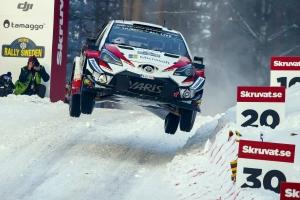 A Toyota Yaris WRC volánja mögött tér vissza a rali-legenda, Marcus Grönholm