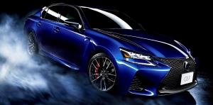 Megújult a Lexus nagyteljesítményű sportszedánja