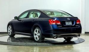 Ritkaságszámba menő Lexus GS került eladósorba