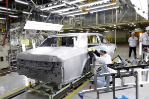 Toyota Century gyártás kulisszatitkok