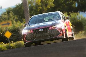 Villámgyors szedánnal ünnepel a Toyota negyvenéves gyári sportprogramja