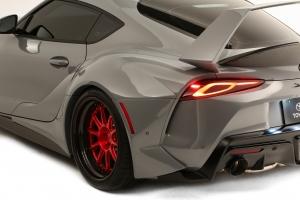 Végtelen variációk Suprára: a Toyota a SEMA 2019 kiállításon