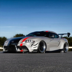 Amerikai sportautó-legendaként is mutatós a Toyota GR Supra