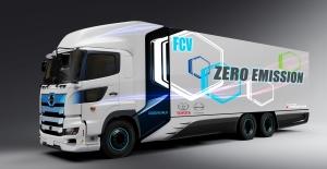Házon belül fejleszt hidrogén üzemű haszonjárművet a Toyota