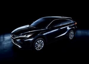 Bemutatkozott a következő generációs Lexus RX előfutára