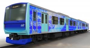 Már készül a Toyota és a Hitachi hidrogén hajtású vonata