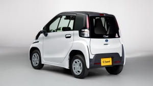 A Toyota bemutatta első elektromos városi autóját