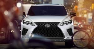 Tovább bővíti hibrid szabadidőjármű-kínálatát a Lexus, plug-in hibrid változat is várható.