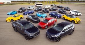 Továbbra is uralja a magyarországi forgalomba helyezéseket a Toyota