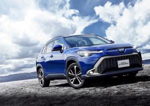 Megkezdődött Japánban a Toyota Corolla Cross forgalmazása
