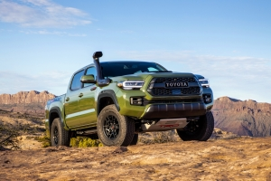 Megújult a Toyota középkategóriás haszonjárműve