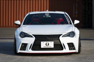 Egy Toyota, ami Lexusnak képzeli magát