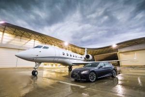 Repülőgépet fejleszthet a Lexus?