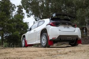 Elkészült a Toyota GR Yaris alapú raliautó