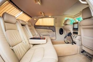 Lexus LS 400 LWB: a megtoldott tökéletesség