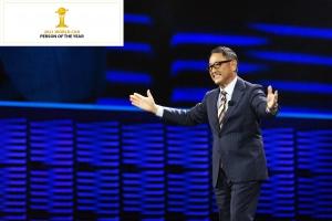 Akio Toyoda az év autóipari szakembere 2021-ben