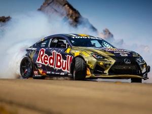 Elkészült a világ egyik legerősebb driftautója, ami természetesen egy Lexus