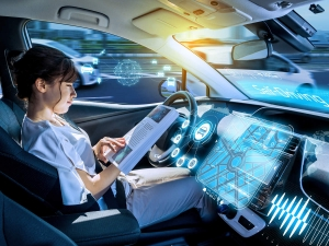 Kínában is autonóm mobilitási kutatásokat folytat a Toyota