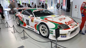 Felébresztik Csipkerózsika-álmából a japán motorsport ikonikus versenyautóját