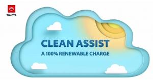 Száz százalékban megújuló energiával tölthetők a Toyota plug-in hibrid járművek