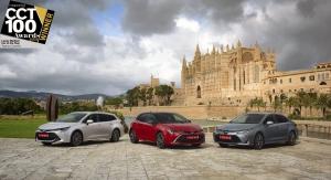 A Toyota Corolla a legjobb alsó-középkategóriás cégautó