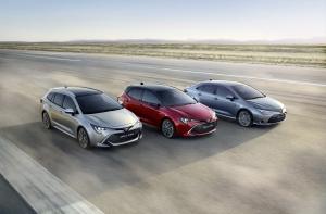 Háromnegyed éves eredmények: a Toyota tarolt a hazai újautó-piacon