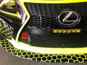 A leggyorsabb méhkaptár: Lexus RC F GT3 Aim Vasser Sullivan