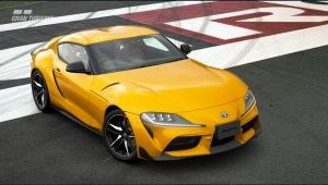 PlayStation-ön versenyezhetünk a Toyota GR Suprával
