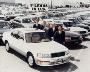 A tökéletességhez vezető út - 30 éves a Lexus