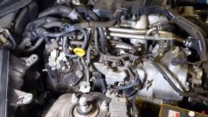 360 ezer kemény kilométer után ilyen a Lexus V8-as sportmotorja