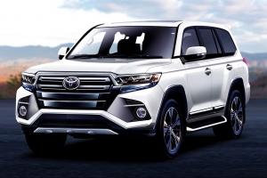 Visszatérhet ősi gyökereihez az új Toyota Land Cruiser