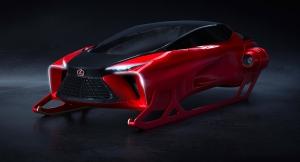Egyedi megrendelésre készült a legújabb Lexus tanulmány