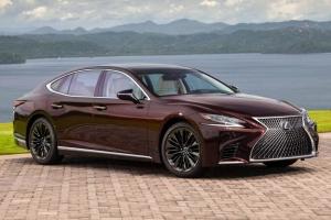 Lexus LS Inspiration: ihletet kapott a Lexus luxusszedánja