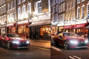 Egy virtuális valóságban a másolat másolata az igazi Lexus