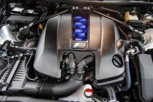 Már nem csak pletyka a Lexus új V8-as turbómotorja