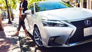 Fontos új technológiával frissült a legkisebb Lexus modell