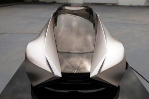 Lexus Hikari Concept: Fény és árnyék határán