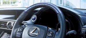 A szamurájok hagyatékát ápolja a Lexus IS új limitált szériája