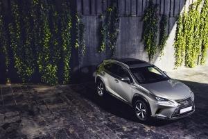 Valószínűleg az NX lesz a Lexus első plug-in hibrid modellje