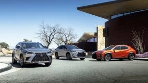 Stabil évet zárt a Lexus 2020-ban