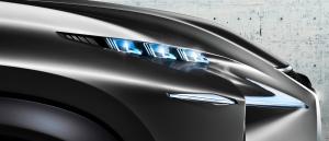 Szabad utat kaphat a Lexus városi kisautója