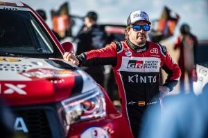 A Toyota Gazoo Racing három nap után a Dakar legsikeresebb csapata