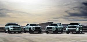 Földönkívüli kivitelt kapnak a Toyota offroad modelljei
