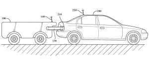 Robot viszi házhoz az üzemanyagot a Toyota jövőképében