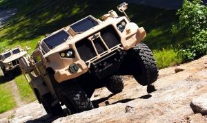 Top 10 könnyű harci jármű: a robotokon innen, a Humvee-n túl