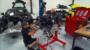 Már készül az ezer lóerős Toyota GR Supra